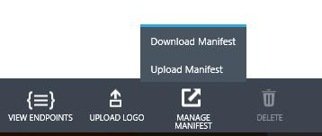 AAD Manifest